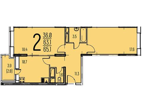 п. Мебельной Фабрики, улица Заречная корпус 5